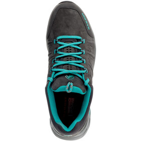 Mammut Convey Low GTX Shoes Damen graphite-dark atoll